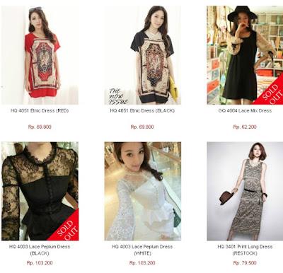 Baju Import Online