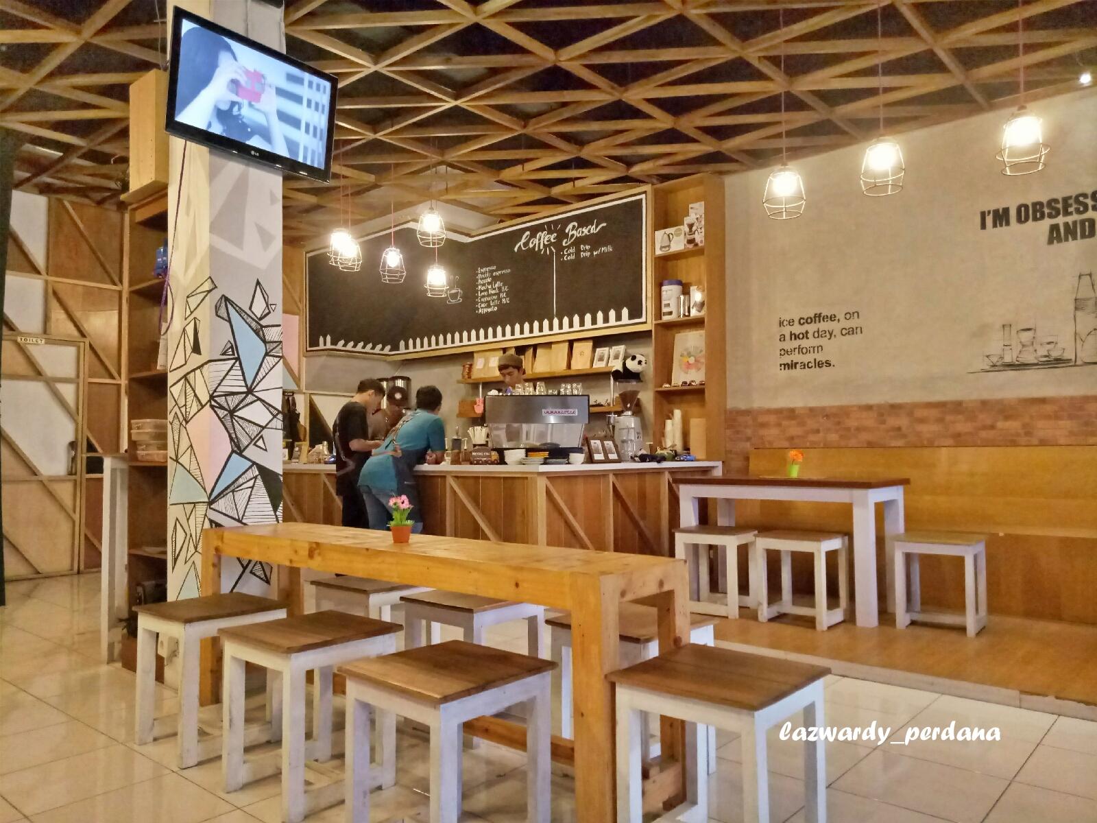 Buka Puasa Bareng Teristimewa Soetjipto Coffe Resto Lazwardy