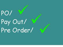 Pengertian dari Istilah PO/Pay Out/Pre Order/Purchase order