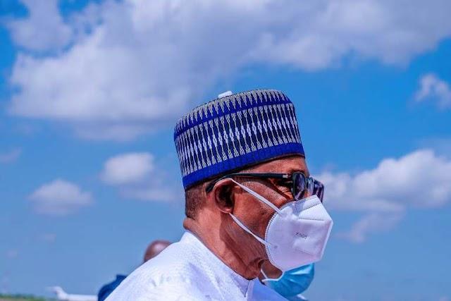 Buhari orders compulsory use of face masks nationwide