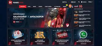 Marsbahis Sportbooks