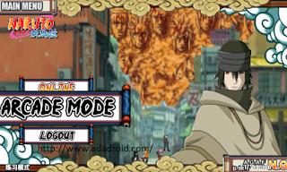 Naruto Gaiden Senki Mod Android