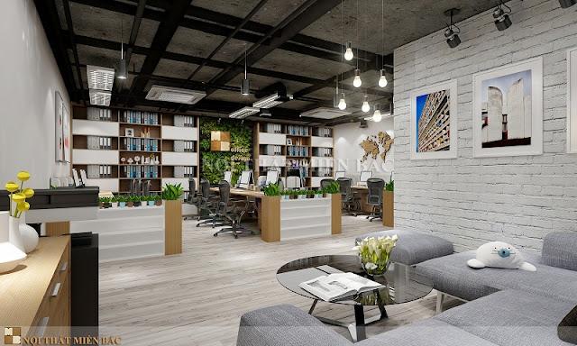 Tầm quan trọng của thiết kế nội thất phòng làm việc chuyên nghiệp - H1