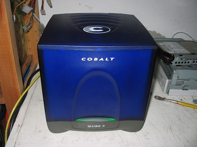 Cobalt Qube 3