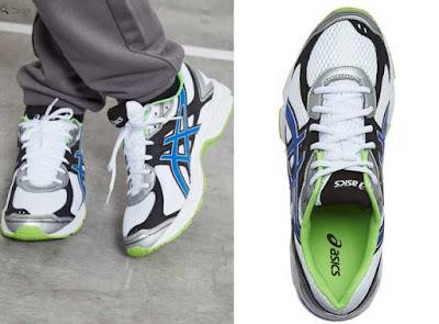 Zapatillas Asics baratas para hombre running gel
