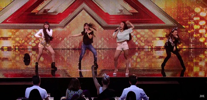 4th IMPACT, X-FACTOR UK 30