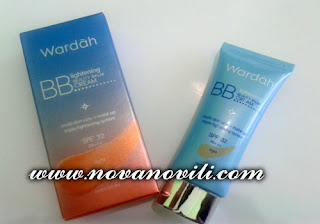 REVIEW : WARDAH LIGHTENING BB CREAM