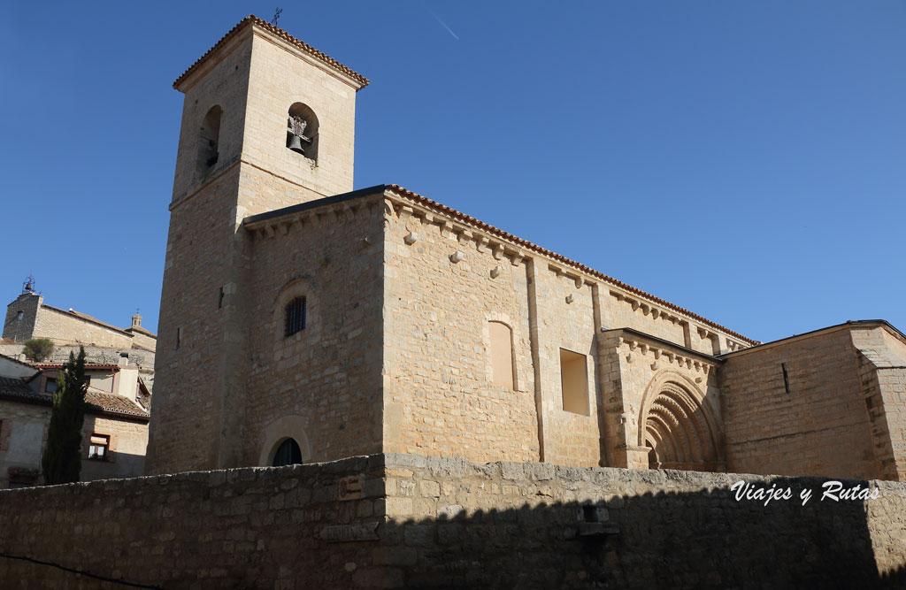 Iglesia de San Miguel Arcángel, Trigueros del Valle