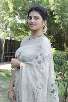 Anandhi Gorgeous in Saree Photos TollywoodBlog