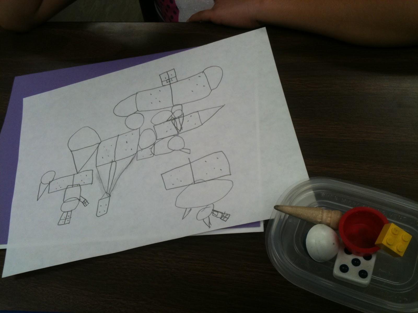 Artscape 360 Observational Drawing Of Simple 3d Shapes