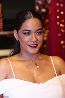 Mumaith Khan Spicy pics in Deep Neck White Gown at Zee Telugu Apsara Awards 2017 11.JPG