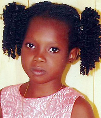 nigerian girl abandoned by parents adoption edo state