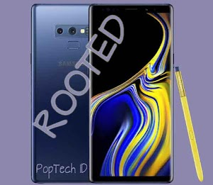 Cara Root Samsung Galaxy Note 9 - N960F / FD / N