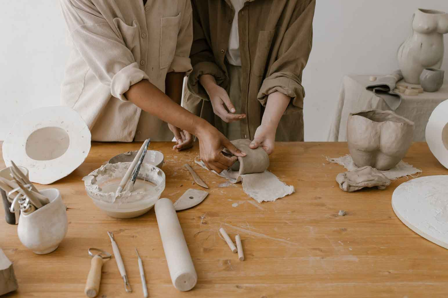 Want to Get into Clay Sculpting? Here's What You Need