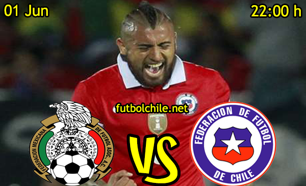 VER STREAM YOUTUBE RESULTADO EN VIVO, ONLINE: México vs Chile