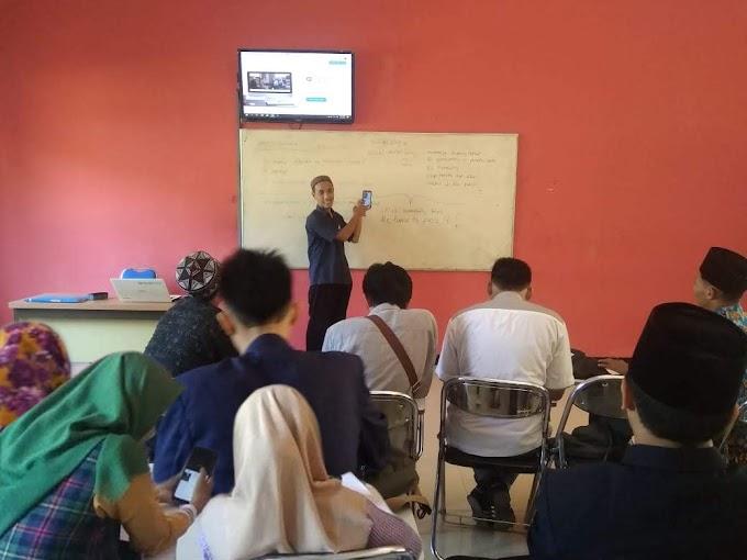 Maksimalkan Kuliah Online, KPI Ipmafa Bekali Mahasiswa Dengan Video Conference & E-Learning