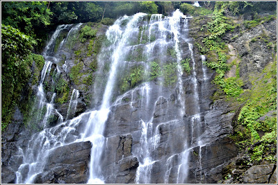 Jadipai Water Fall, Keokradong, Bandarban, Bangladesh