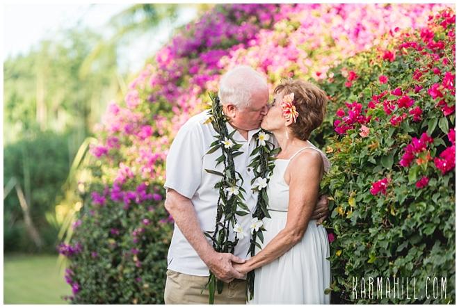 Maui Anniversary Portrait
