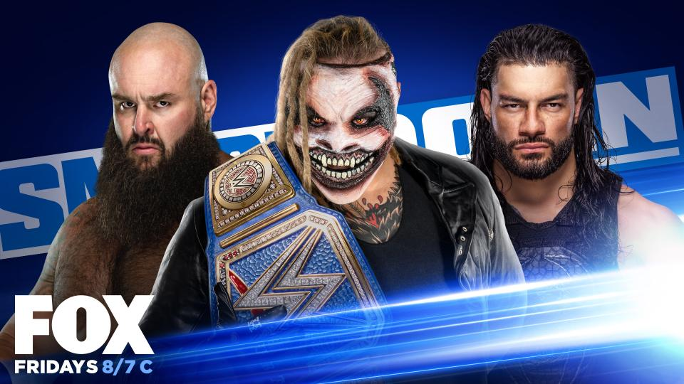 WWE Smackdown Results - August 28, 2020