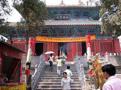 I Monaci Tibetani e lo Shaolin