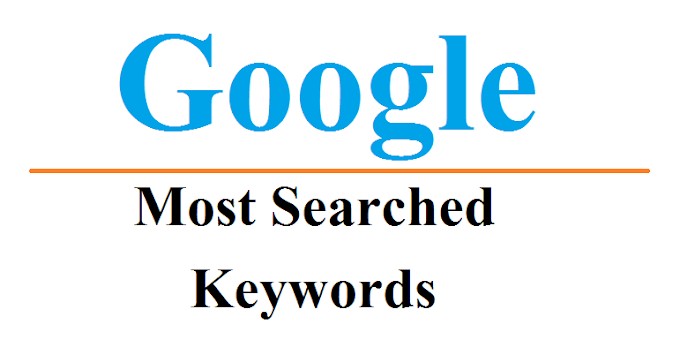 Top (10, 100, 500, 1000) Searches Keywords on Google