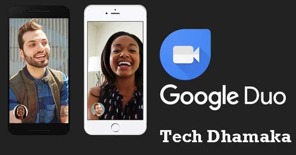 Video calling duo app