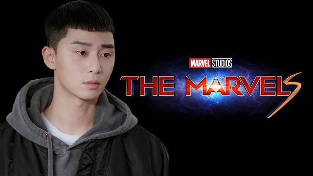 Park Seojoon estará no elenco The Marvels, próximo filme da Capitã Marvel