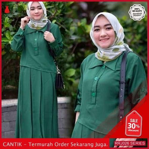 Jual RRJ026D170 Dress Hawa Maxy Wanita Vg Terbaru Trendy BMGShop