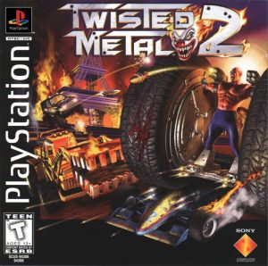 Download Twisted Metal 2 - Torrent (Ps1)