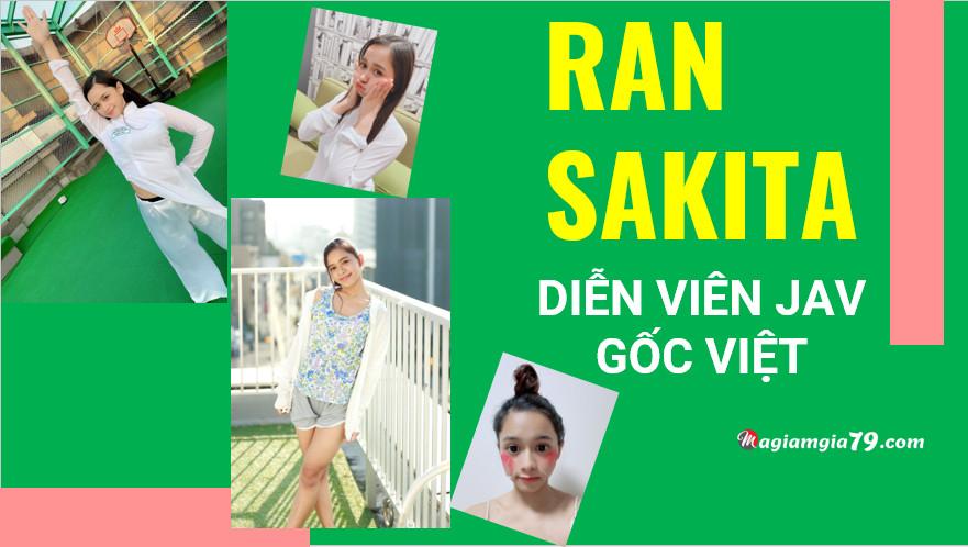 Phim sex Ran Sakita gốc Việt