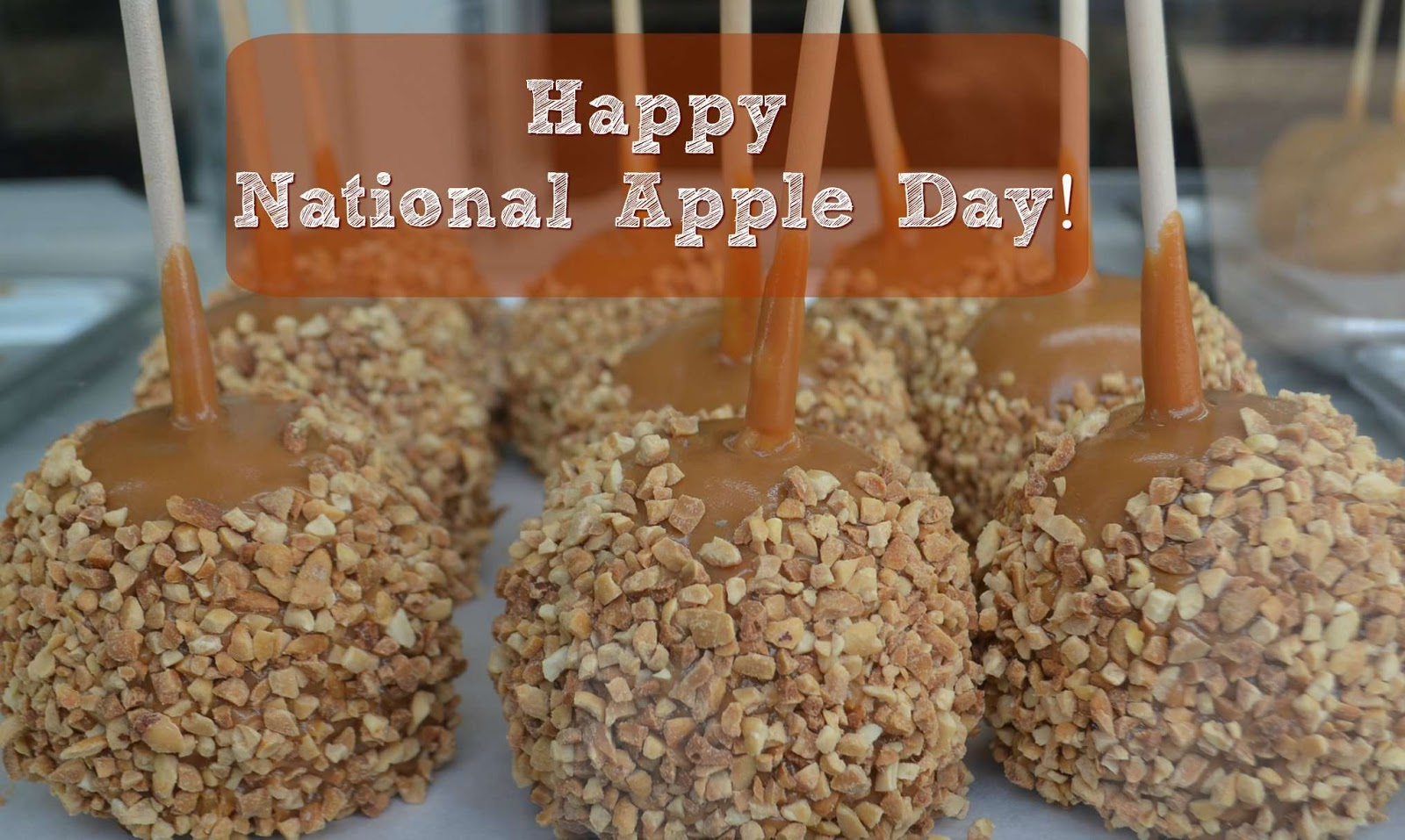 National Caramel Apple Day Wishes for Whatsapp
