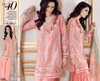 Gul Ahmed Collection 2017 For Eid