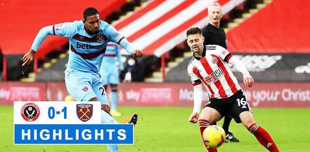 Sheffield United vs West Ham United – Highlights