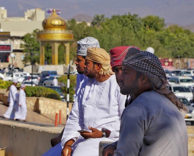 viagem Omã