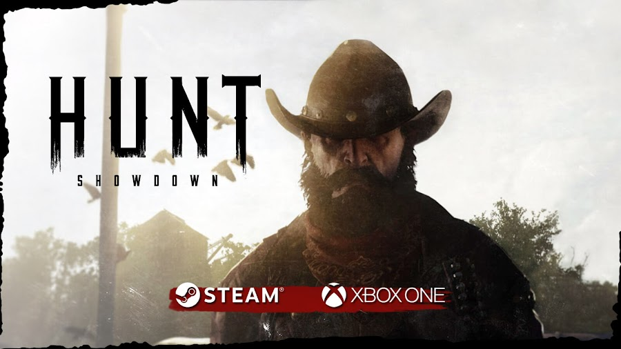 hunt showdown xbox game preview crytek xbox one fps survival horror
