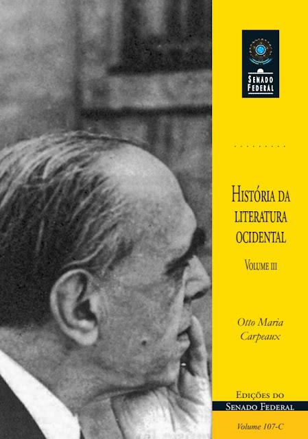História da Literatura Ocidental vol 3