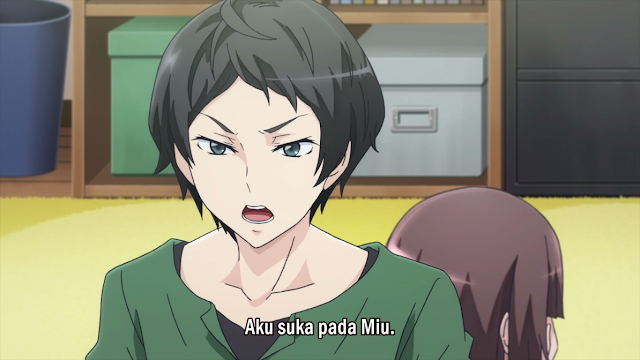 Dive!! Episode 06 Subtitle Indonesia