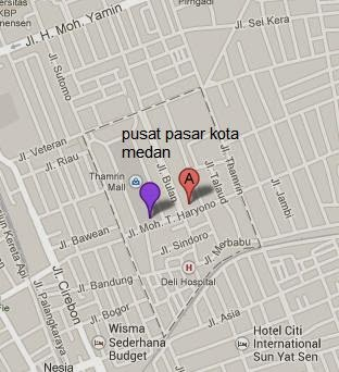 Toko Souvenir Pernikahan Di Pasar Sambu Medan