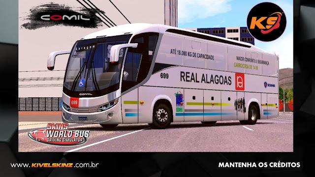 COMIL 1200 4X2 - VIAÇÃO REAL ALAGOAS
