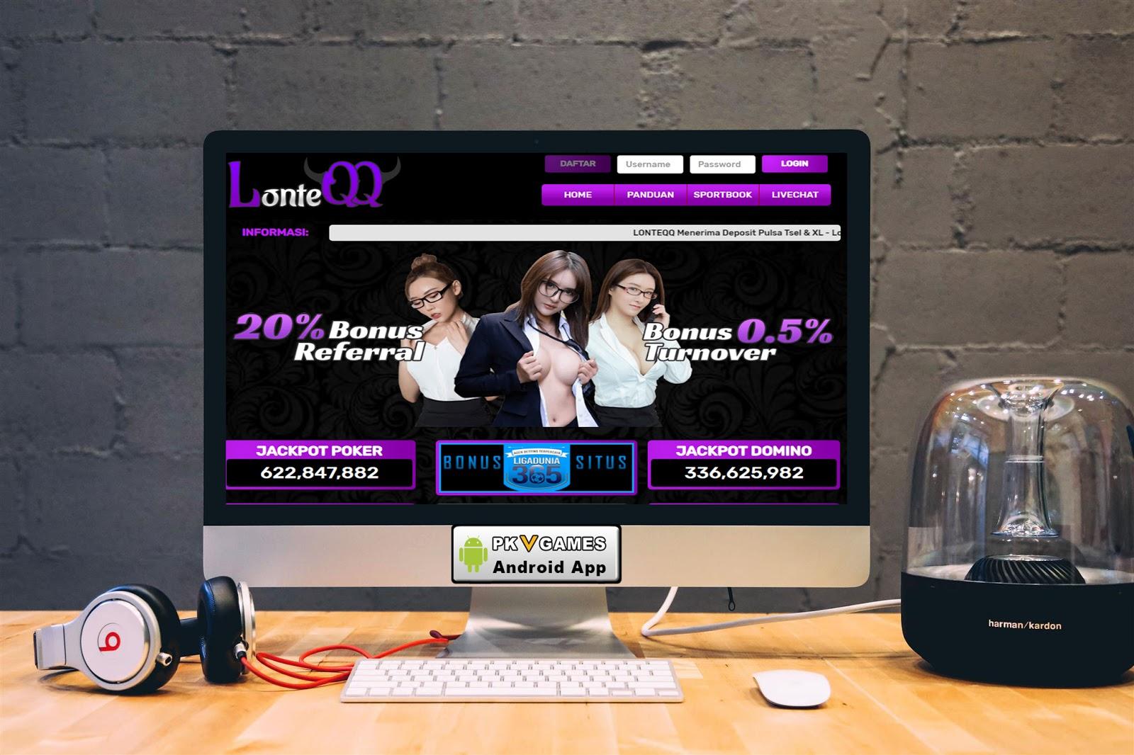 Daftar Kumpulan Agen Situs Judi Online Indonesia 2020