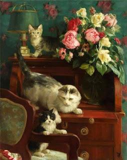 Берегите кошек