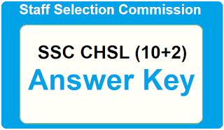 SSC CHSL Previous Year Question Papers with Answers..