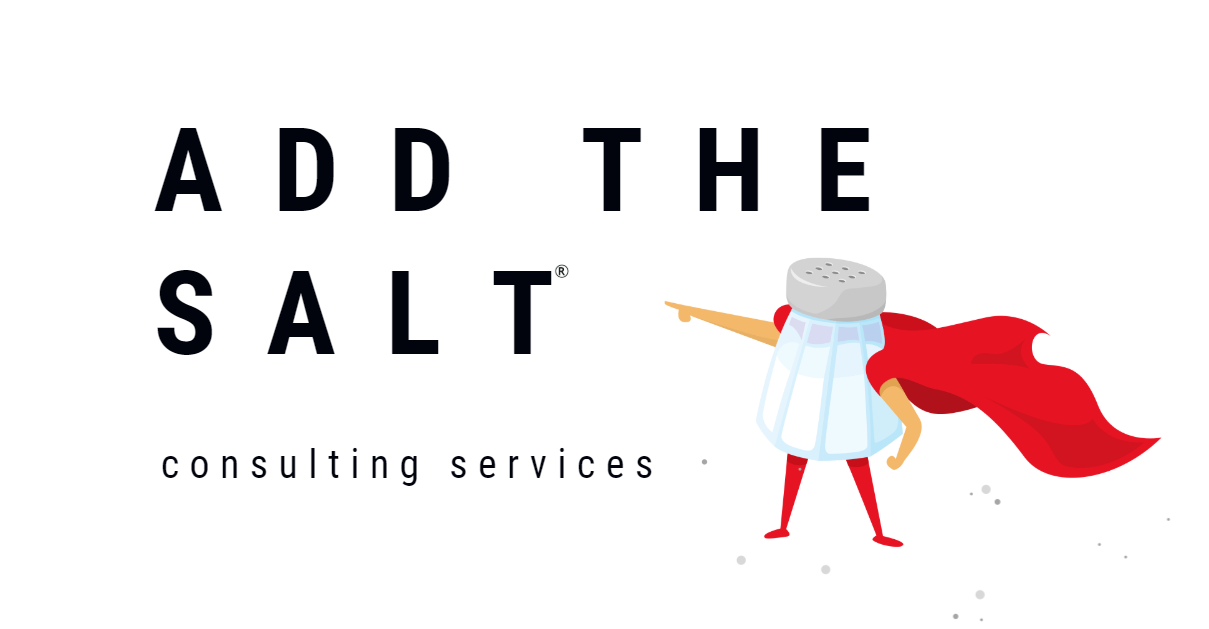 Add the Salt Consulting Services