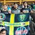 Puluhan suporter Bonek Hadiri laga Persebaya vs (PSIS) Semarang di stadion Moh Soebroto Magelang