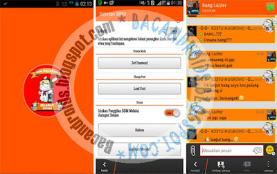 Download BBM MOD MIUI Style Apk Terbaru