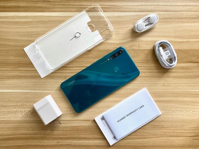 Huawei Y6p Unboxing