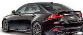 Performance Kit TRD Untuk Lexus IS 2014