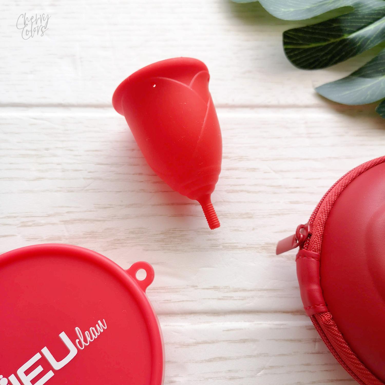 Sileu Menstrual Cup