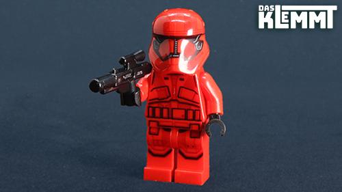 Sith Stormtrooper mit Blaster - www.dasklemmt.de