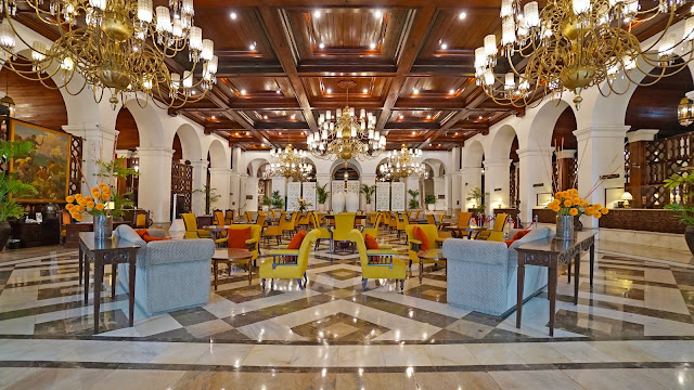 The Manila Hotel, All-Around Pinay Mama blog